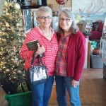 Kathy and Sue came to visit, they are so precious!
